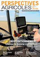Couverture Perspectives Agricoles